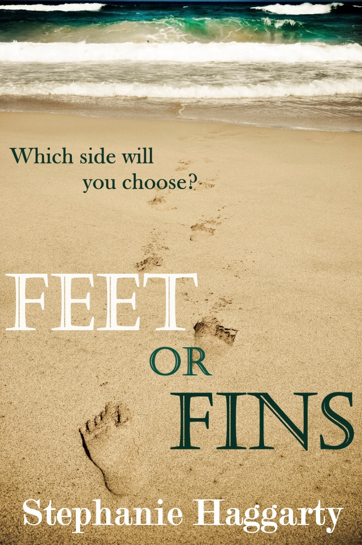 Feet or Fins is now on Amazon