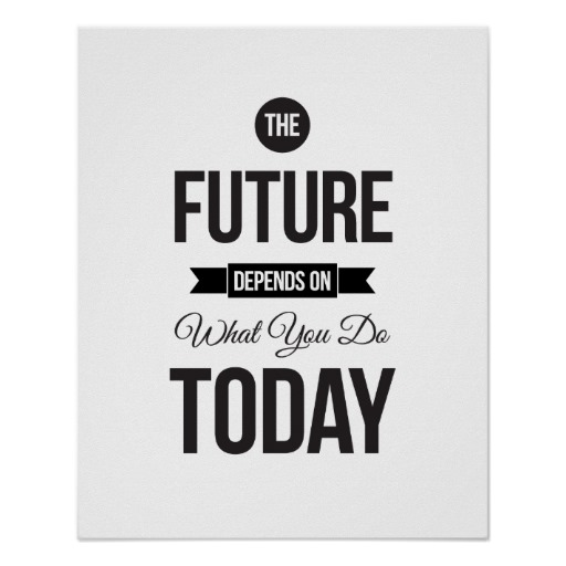 The future white inspirational quote poster r02cb2d41537646a68ccbdc6ae8eb20da wvc 8byvr 512