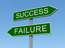 Lure of success or fear offailure?